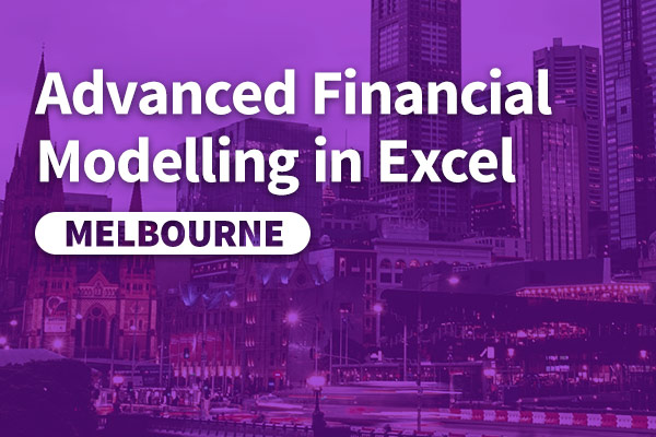 Advanced Financial Modelling in Excel | Plum Solutions