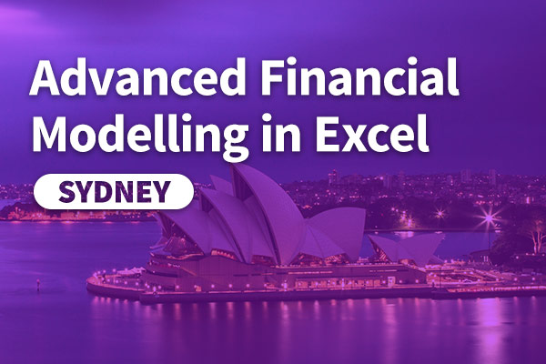 Advanced Financial Modelling In Excel Syd Plum Solutions